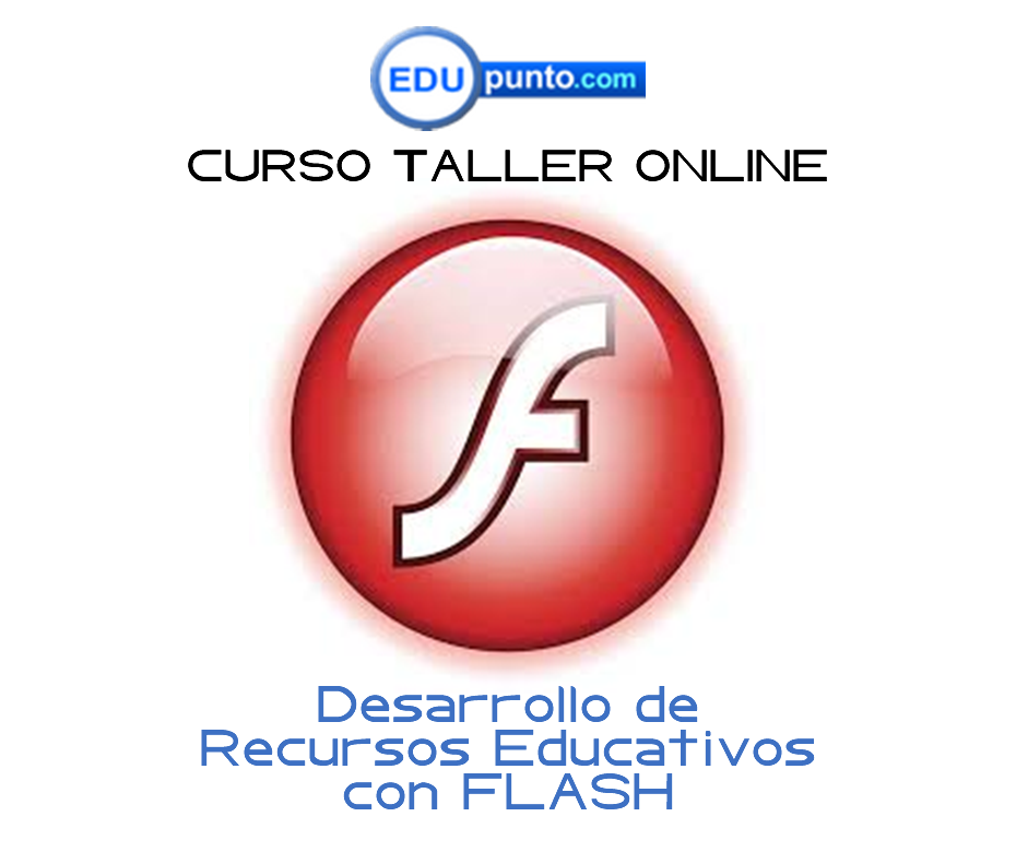 curso, taller, flash, educativo, edupunto.com, edupunto, recursos