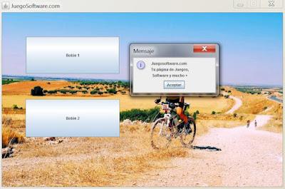 mensaje con JOptionPane en Java