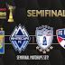 Las Semifinales de la 'Conca' por TV