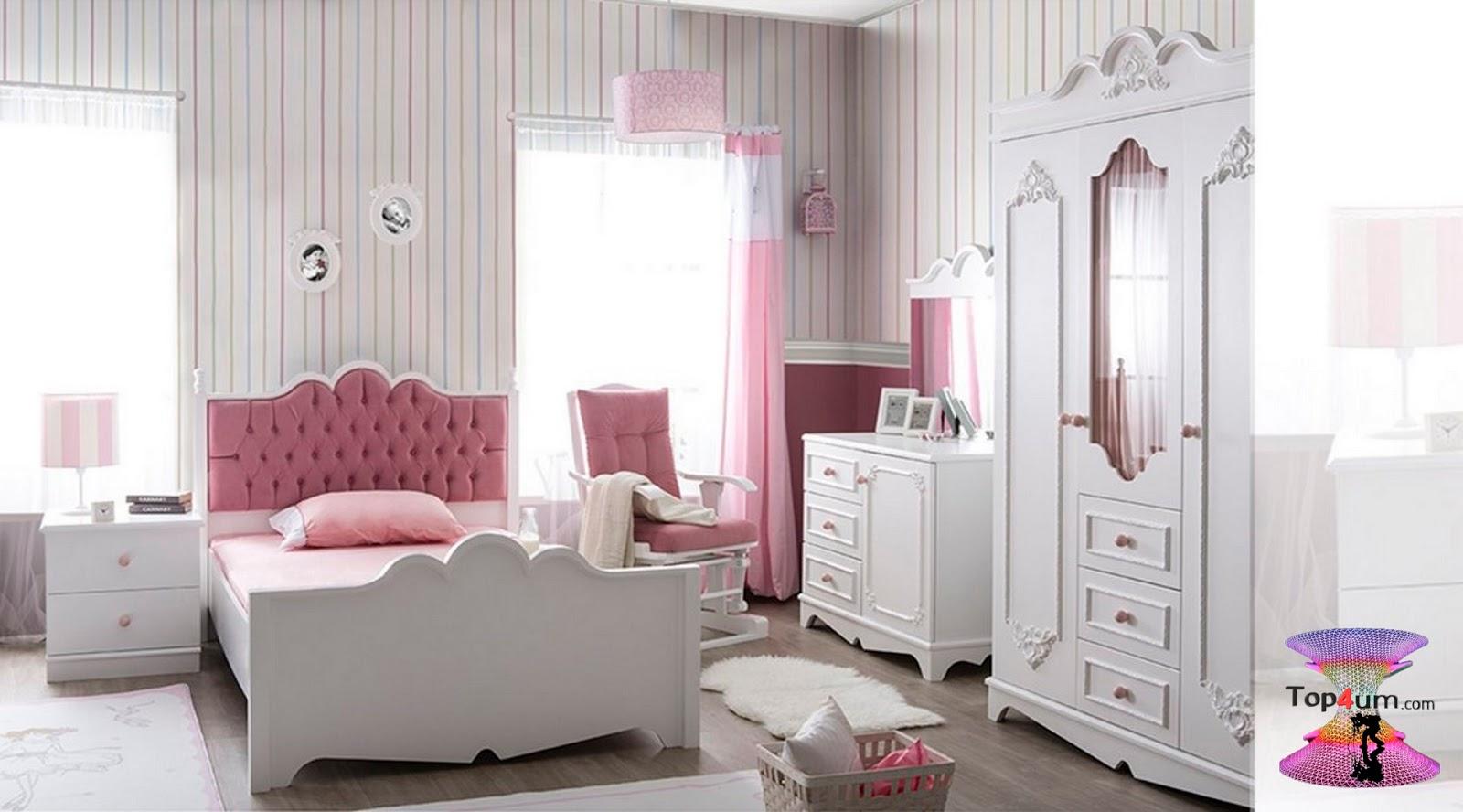 أحدث كتالوج صور ألوان غرف نوم أطفال و شباب 2020 Top4