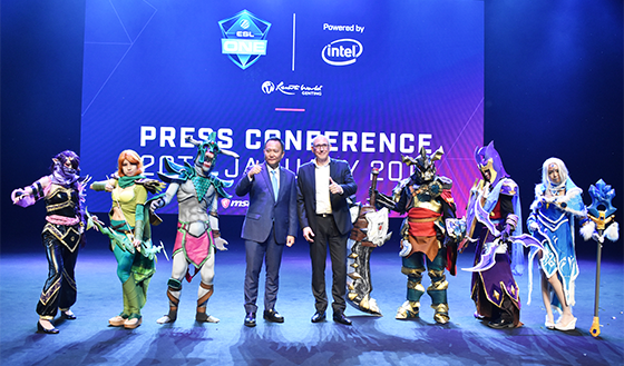 ESL One 2018 for Dota2 at Resorts World Genting Press Conference