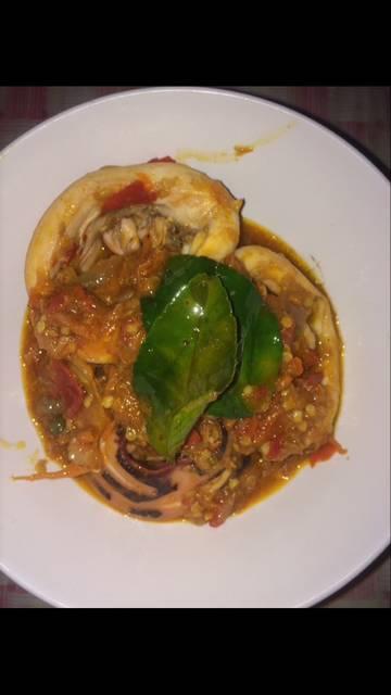 Makanan cumi basah mercon (cookpad.com)