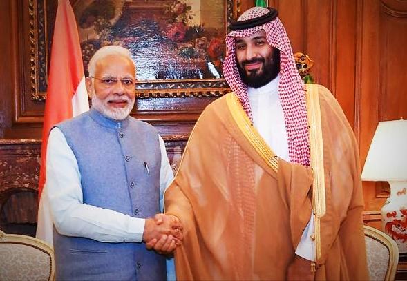Saudi Arabia to invest USD 100 billion in india, NEWS,news worldnews,news nation, india news , letest news , trending news,