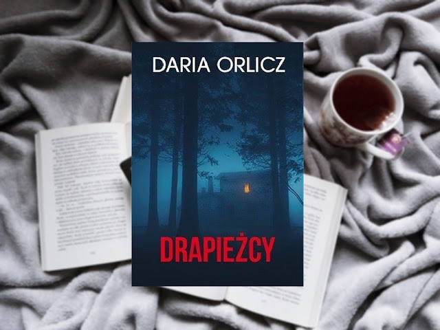 Drapieżcy, Daria Orlicz
