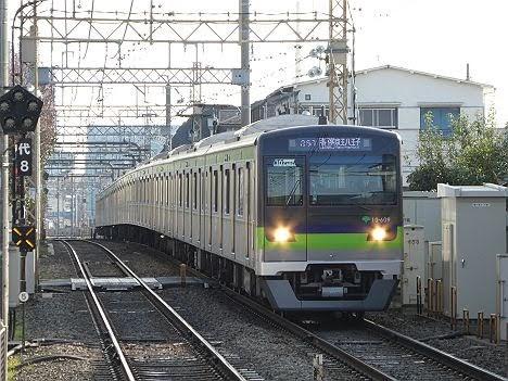 京王電鉄 各停 京王八王子行き9 都営10-300形560F~640F