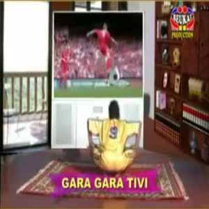 Download MP3 BERGEK feat DEK ULA - Gara Gara TV