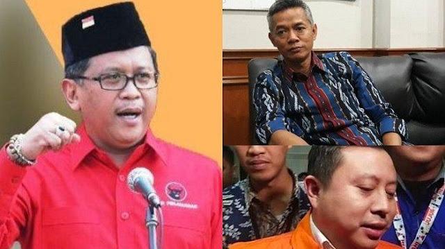 Skandal Suap WS, Nasih: KPK Jangan Tebang Pilih Usut Dugaan Keterlibatan Sekjen PDIP