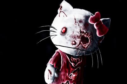 Sejarah kelam di balik boneka lucu Hello kitty