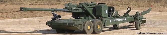Army Plans To Buy 2,000 Gun-Towing Vehicles To Move Medium Guns On Hilly & Desert Terrain