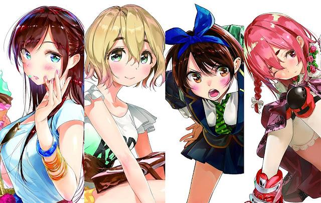 Manga Kanojo, Okarishimasu ha vendido más de 6.3 millones de copias