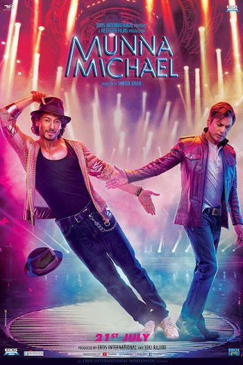 Munna Michael 2017 DVDScr x264 Hindi 400MB