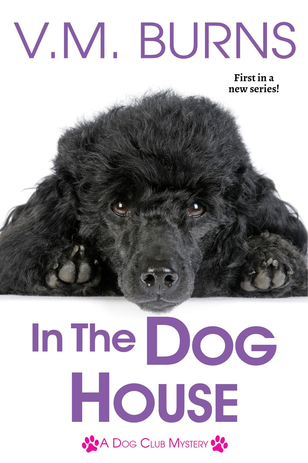 Killer Characters: Meet Lilly and Aggie - IN THE DOG HOUSE