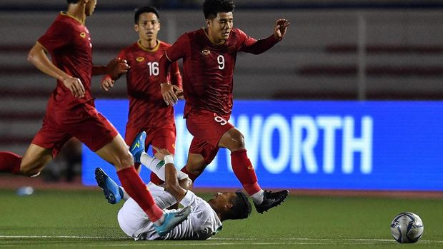 Demi Menghadapi Indonesia Di Final Team Vietnam Simpan Tenaga Melawan Kamboja 2019