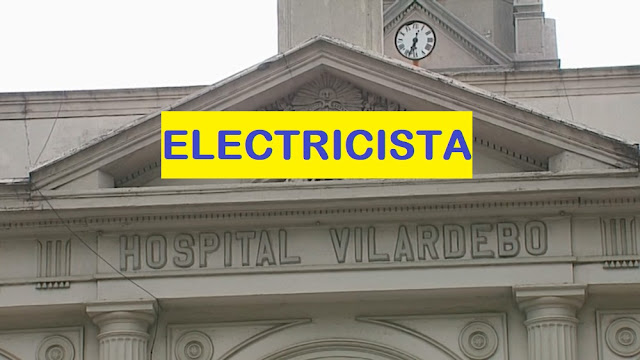 Hospital Vilardebó - ELECTRICISTA REGISTRO DE ASPIRANTES - ASSE