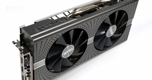 ADM RX580 & 570 Strike Back