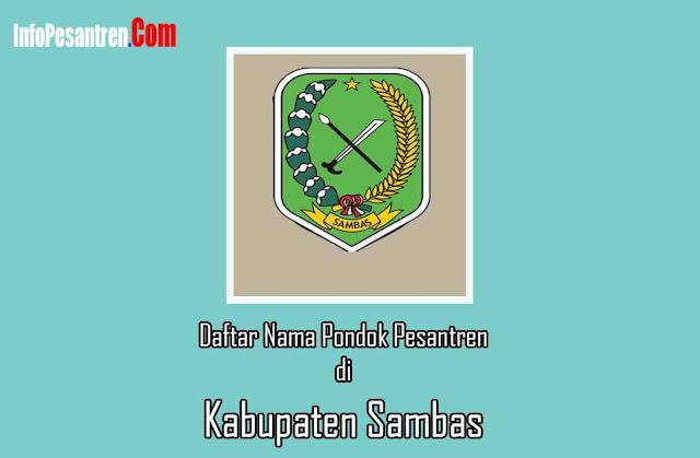 Pondok Pesantren di Kabupaten Sambas