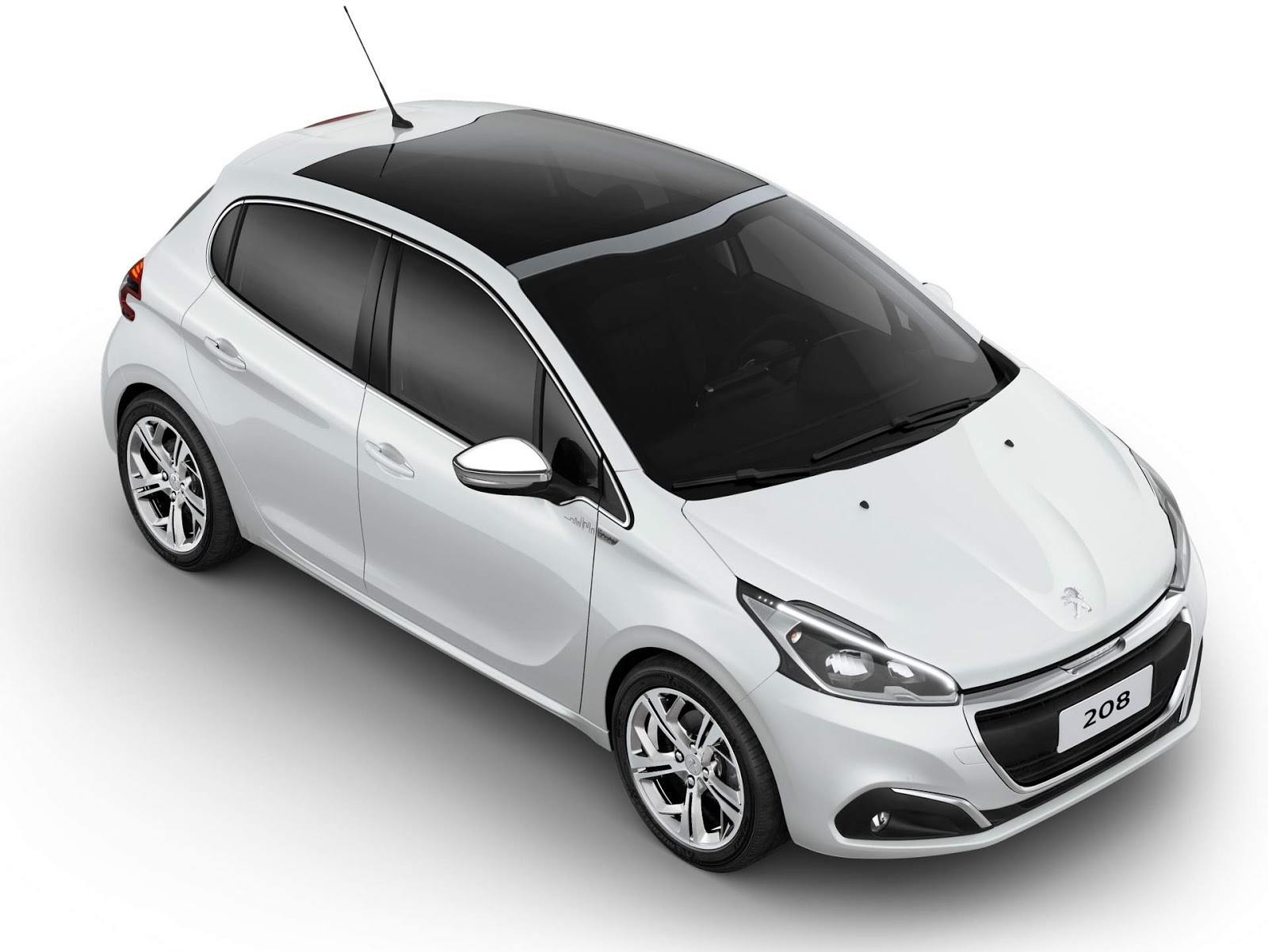 peugeot 208 autom tico urbantech fotos pre o e detalhes car blog br. Black Bedroom Furniture Sets. Home Design Ideas