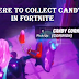 Where to find candy in Fortnite season 8: How to collect candy in fortnite