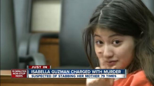 Isabella Guzman, Gadis Berdarah Dingin Pembunuh Ibunya Sendiri dengan 151 Tusukan Tapi Tak Dipenjara