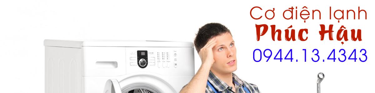 Sửa máy giặt quận 12 Phúc Hậu