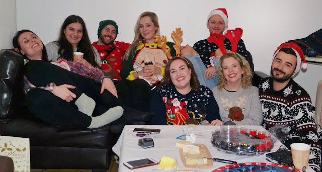 It's Beginning to Look a Lot Like Xmas - From Parties to Jumpers - Bearded Couture