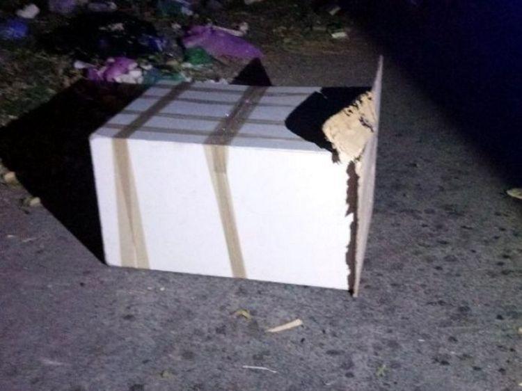 Localizan 2 cadáveres, uno de ellos desmembrado en una caja en Zapopan