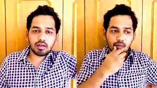 "HURT: ""I'm emotionally hurt""- Hiphop Tamizha Adhi 