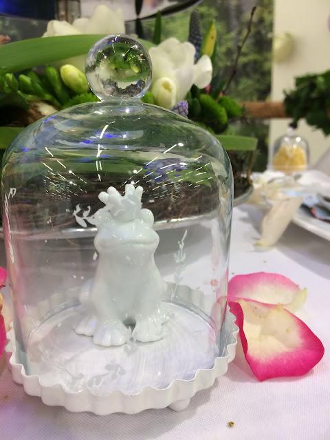 Froschkönig, Hochzeitstage München 2017 AVR MOC Stand Riessersee Hotel Garmisch-Partenkirchen, wedding fair Munich 2017