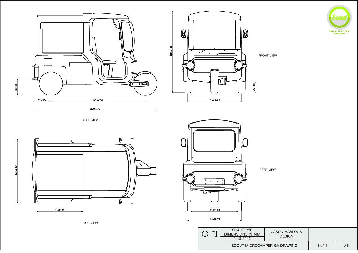 Jason Hablous Design Scout Ga Drawings