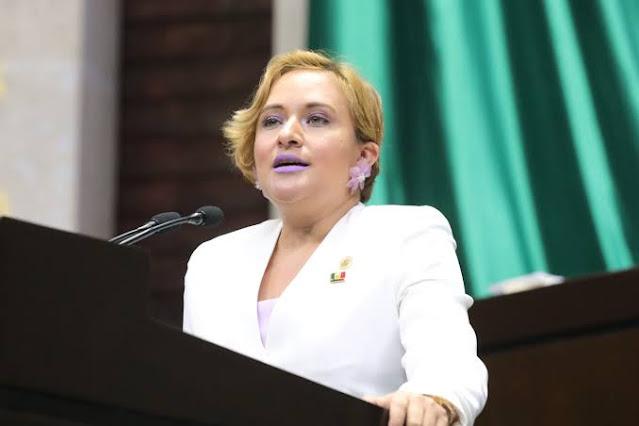 Ejecutivo Federal y SHCP, responsables del incendio en el centro de control del Metro, acusa Mónica Bautista
