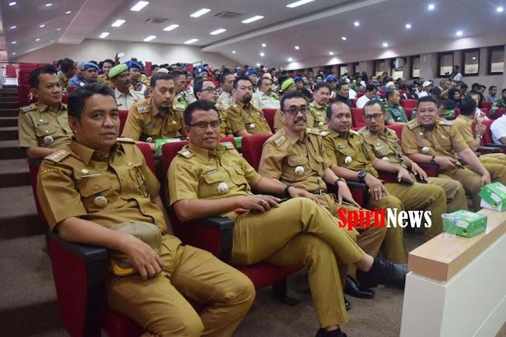 Camat Biringkanaya Hadiri Dialog Mahasiswa Papua