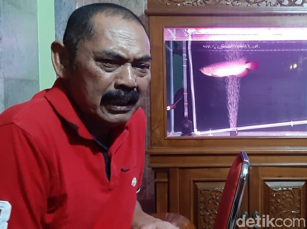 FX Rudy Sayangkan Ganjar Tak Diundang di Acara Puan: Tidak Pas!