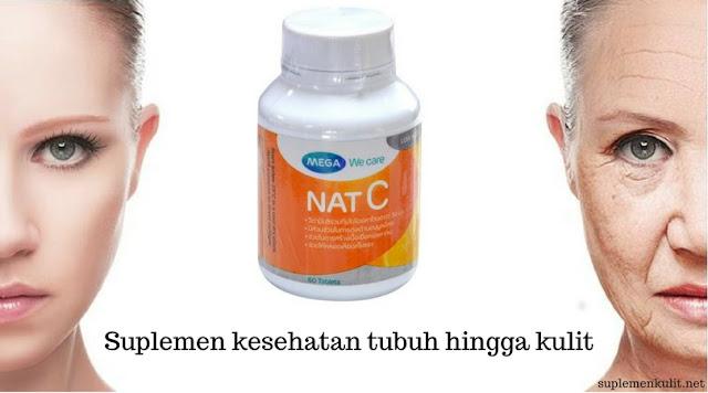 suplemen kesehatan tubuh dan kulit
