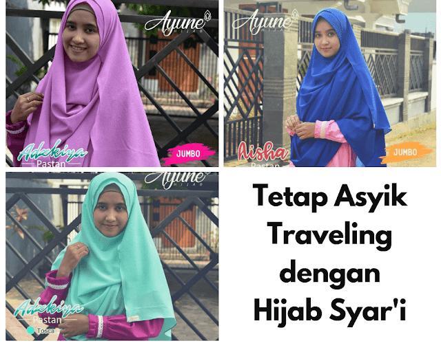 ayune hijab syar'i