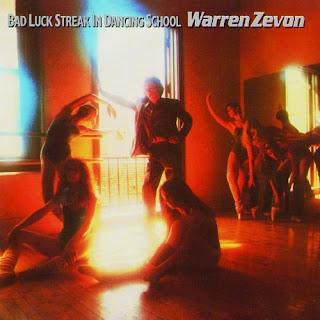 Warren Zevon's Bad Luck Streak In Dancing School