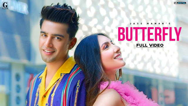 Butterfly Lyrics In English By Jass Manak
