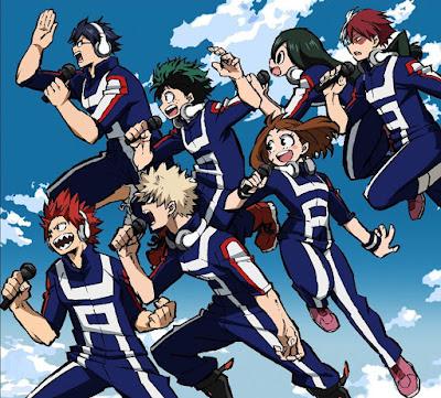 Download Dakara, Hitori ja nai – Ending Boku no Hero Academia 2nd Season