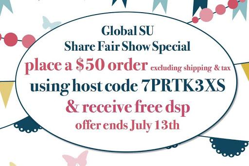 Global SU Share Fair