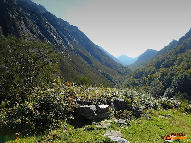 Desfiladero de Los Arrudos: El Collaín