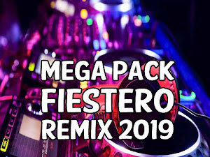 Descargar Mega Pack Fiestero Remix (2019) Gratis