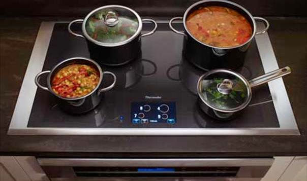 Induction Cooking Range found at Barber and Haskill