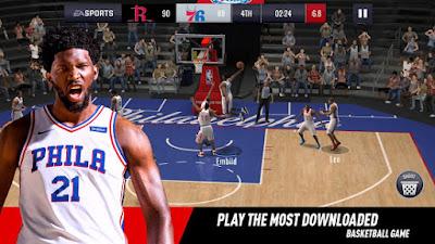 تحميل لعبة NBA 2k21