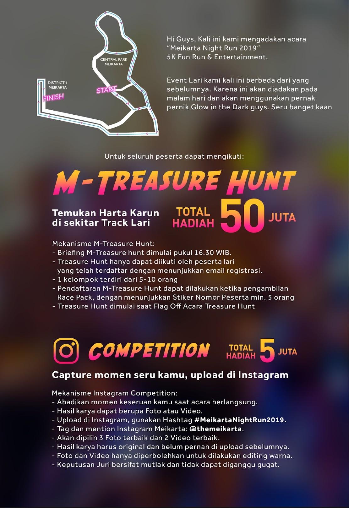 Meikarta Night Run Fest • 2019