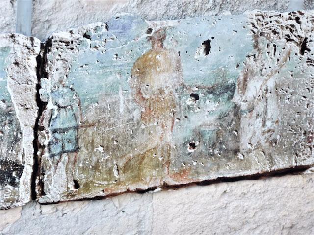 Anfiteatro romano de Tarragona, fresco