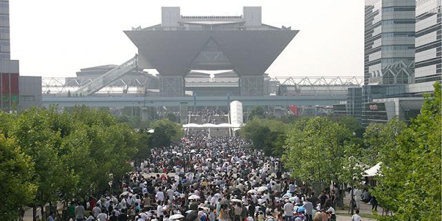 Comiket 96 Menarik 160,000 Pengunjung di Jepang