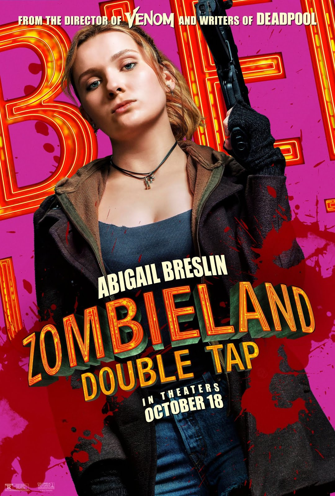 Zombieland 2: Double Tap 2019 Hindi Dubbed 300MB HDCAM 480p