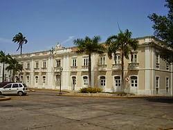 Palácio de La Ravardière - São Luís (MA)