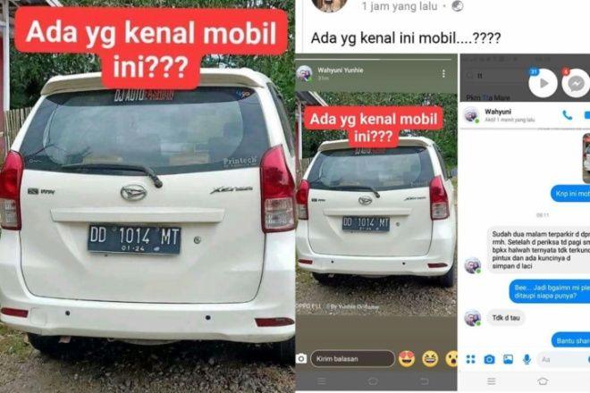 Mobil Misterius di Bone, 2 Hari Parkir Tak Kunjung Diambil Pemilik - BONE TERKINI