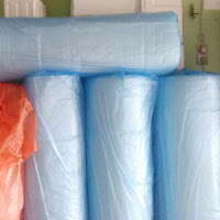 Jual Bubble Wrap. Uk. 50 M x 125 CM.