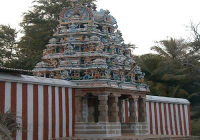 Arjuneswarar Temple Kadathur Tirupur